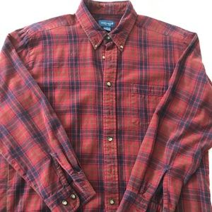 Other - Multi-color men's flannel by Town Craft